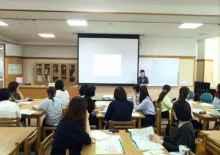 スマホ教室(PTA)